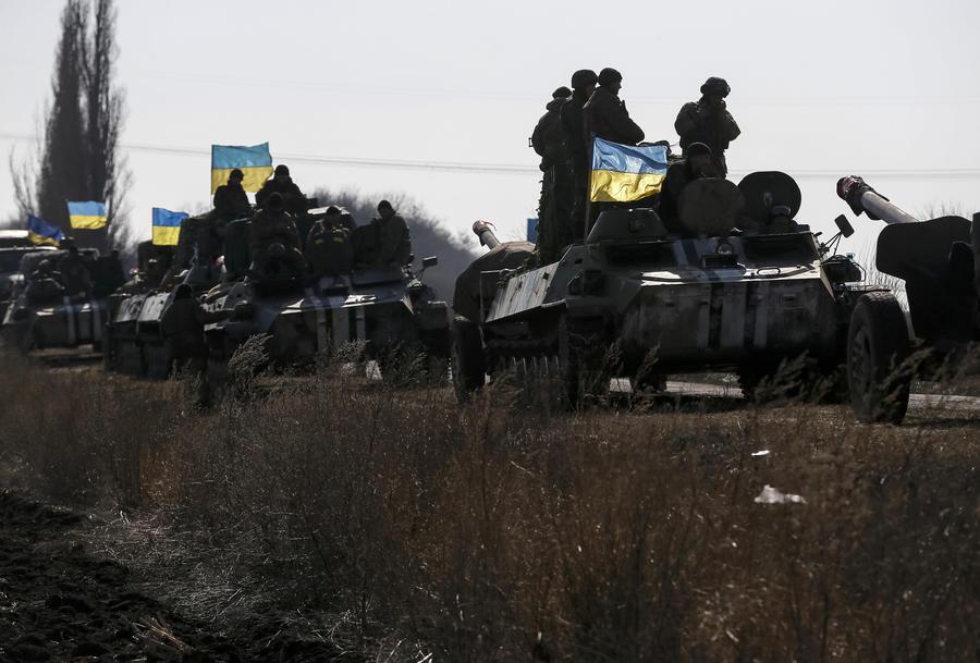 СМИ: США предоставляют Киеву спутниковые данные о расположении ополченцев