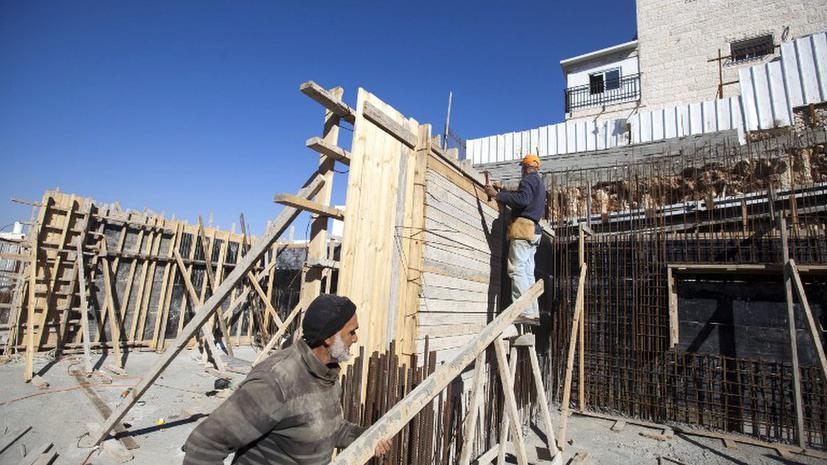 Россия осудила решение Израиля о строительстве новых поселений