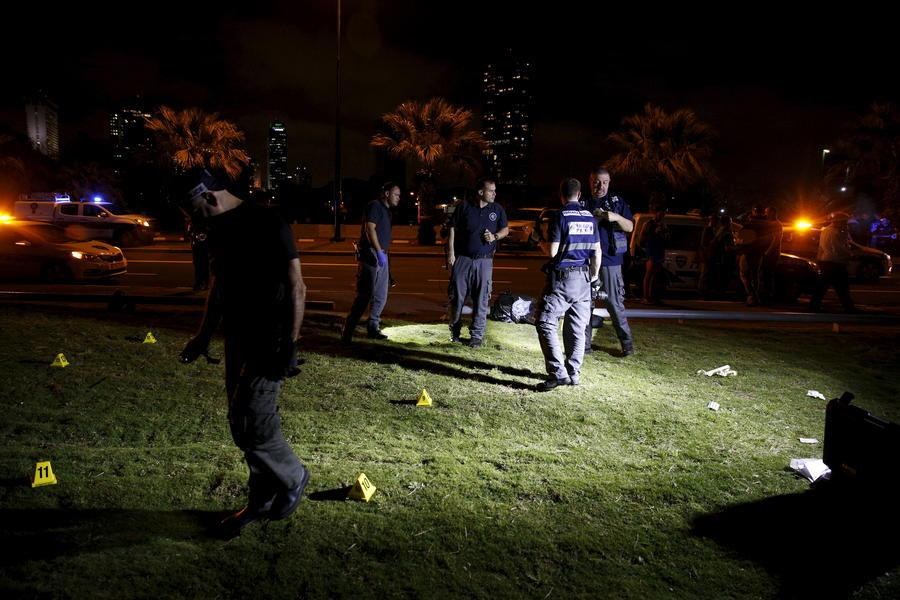 Двое россиян пострадали в результате нападения в Тель-Авиве
