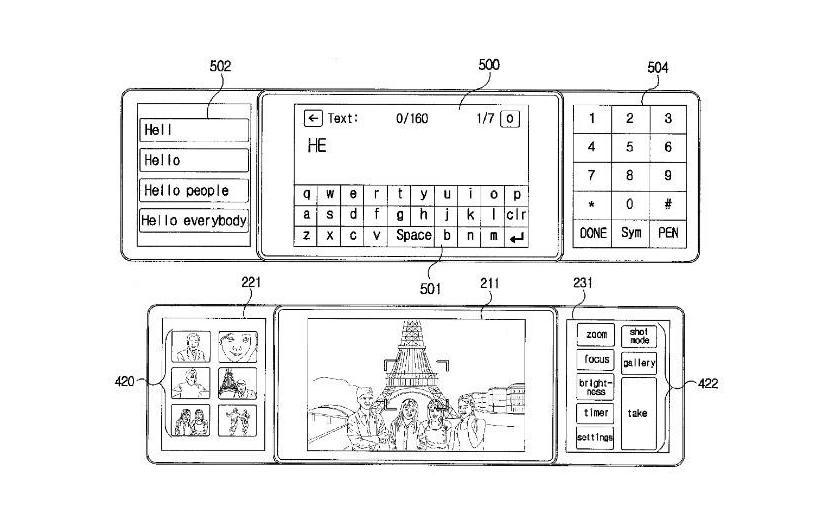 Первый смартфон с тремя экранами выпустит LG