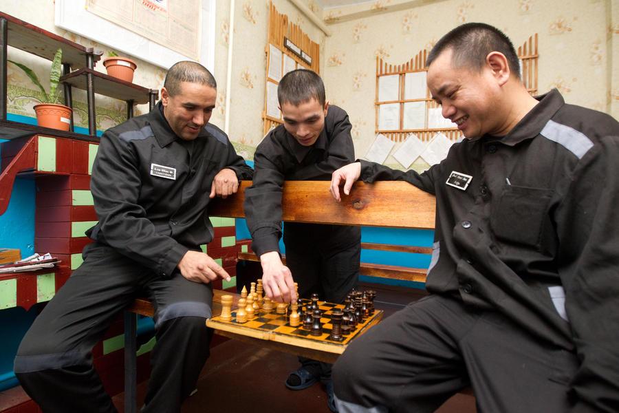 Заключённые России и США сразятся в шахматном турнире