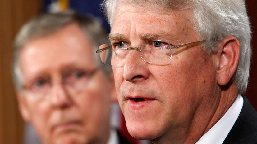 Сенатор-республиканец получил по почте конверт с ядом