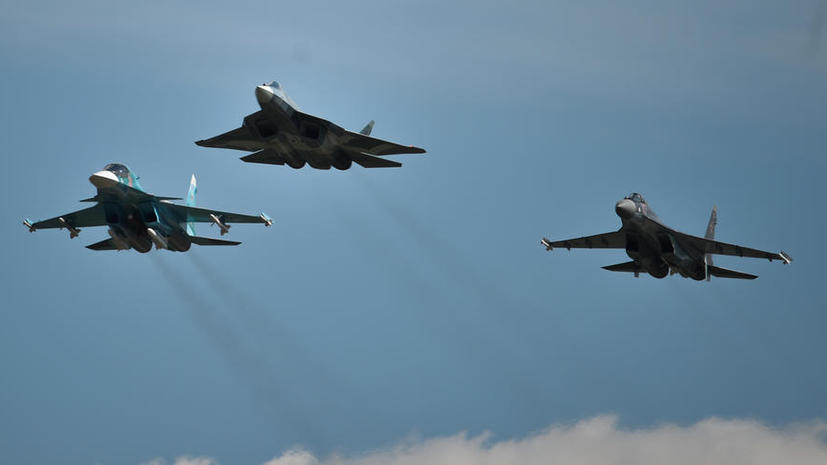 Американский генерал: Преимущество наших ВВС перед российскими тает
