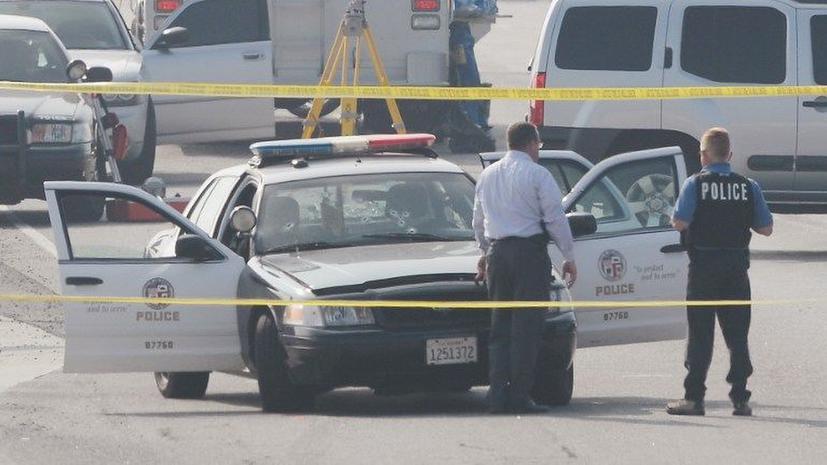 Стрелок в Калифорнии убил троих и покончил с собой