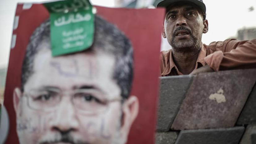 «Братья-мусульмане» призвали египтян к восстанию