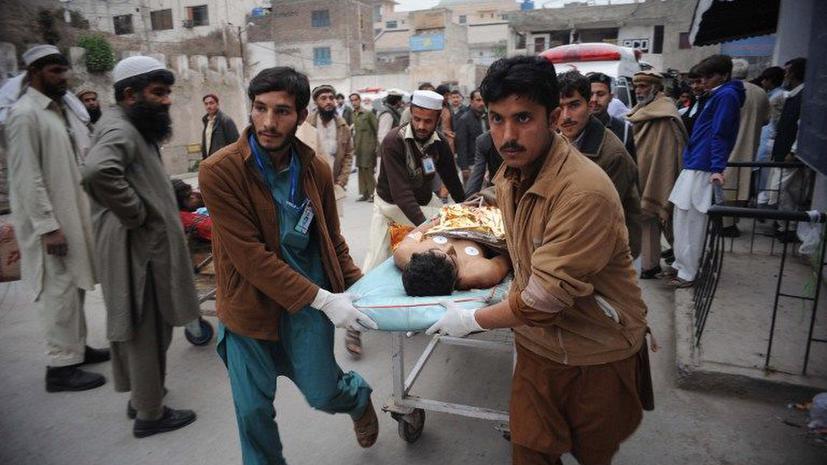 Талибы напали на военных в Пакистане – 31 человек погиб
