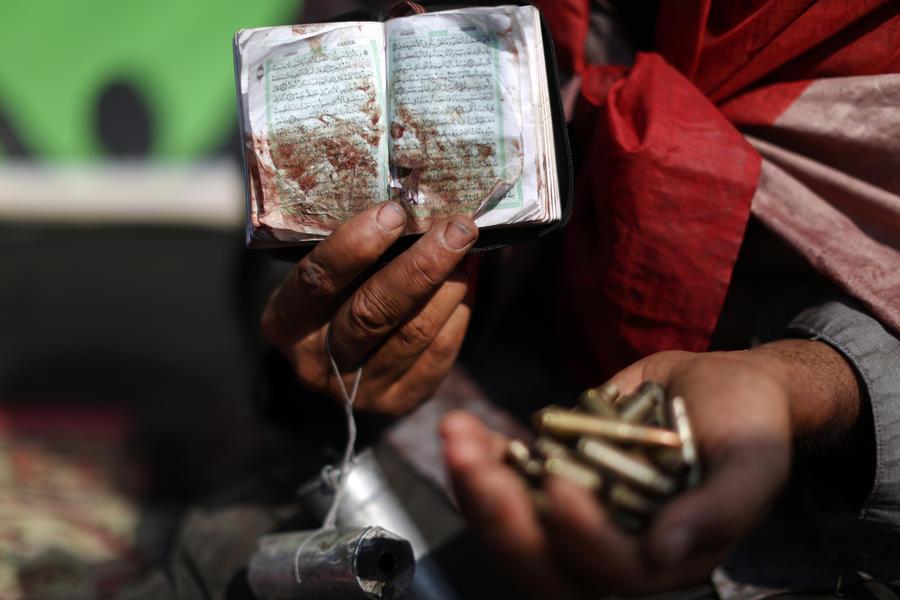 Влиятельные политические группы Египта критикуют новую конституционную декларацию