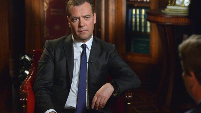 Дмитрий Медведев: Цена на российский газ для Китая будет сопоставима с той, что платит Европа