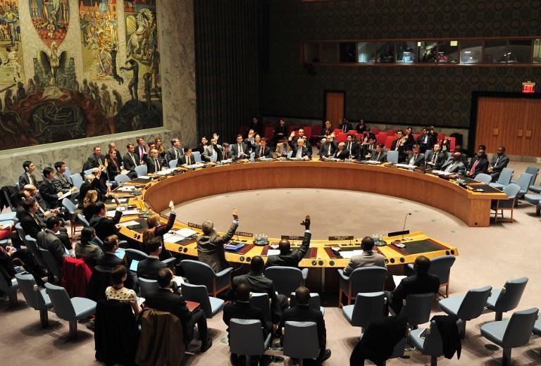 В СБ ООН вновь не смогли принять односторонний проект заявления по Сирии