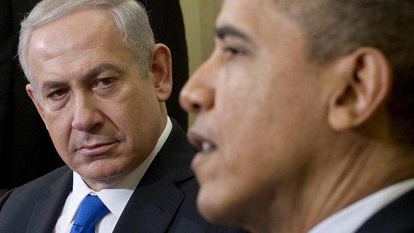 Нетаньяху заверил Обаму, что наземной операции в Газе не будет