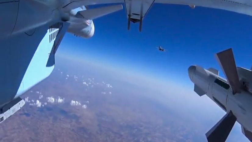 Минобороны: ВКС РФ уничтожили завод ИГ по производству неуправляемых ракетных снарядов
