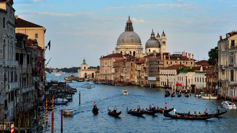 Сегодня в Венеции проходит референдум об отделении от Италии