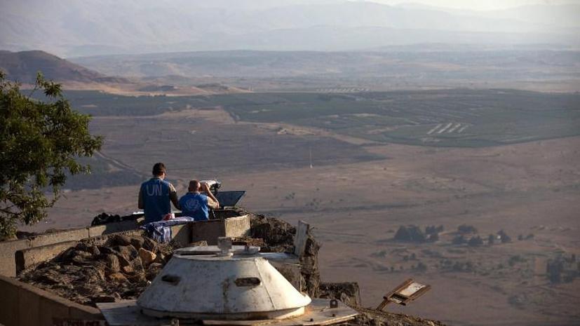 Замминистра МВД Израиля: у нас нет интереса нападать на Сирию