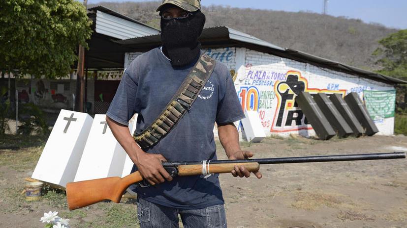 Мексиканец признался в убийстве как минимум 800 человек