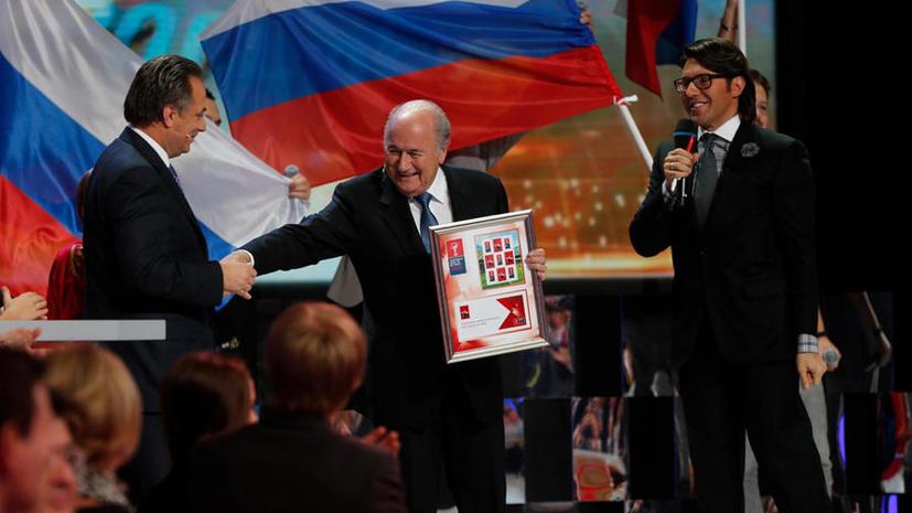 Россия установит безвизовый режим для участников ЧМ-2018