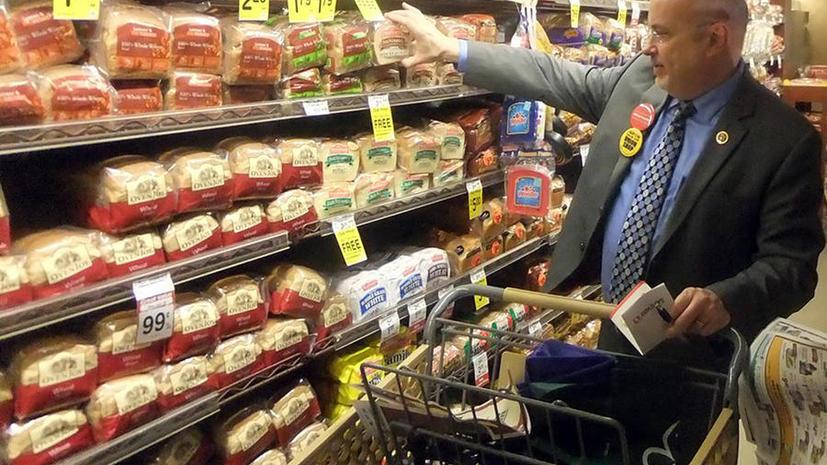 Исследование: 8 из 10 продуктов в магазинах США опасны для здоровья