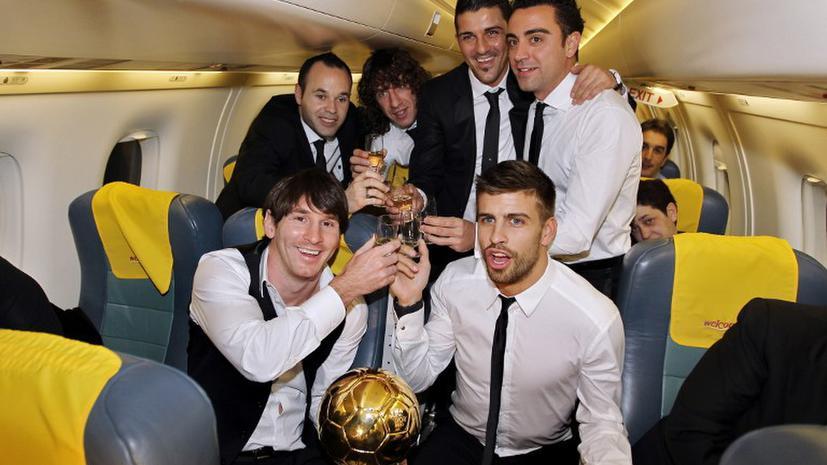 «Барселона» шагает в уверенное будущее