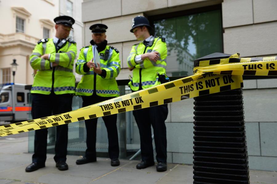 Британская полиция отпустила предполагаемых рабовладельцев под залог