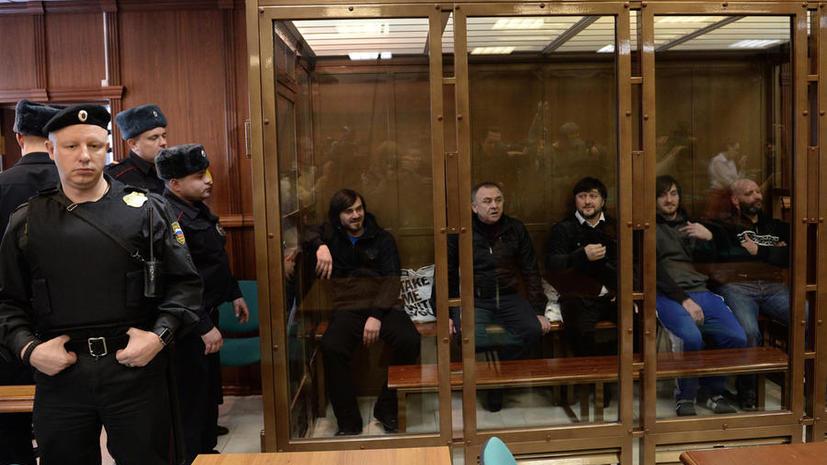 Мосгорсуд признал виновными подсудимых по делу об убийстве Анны Политковской