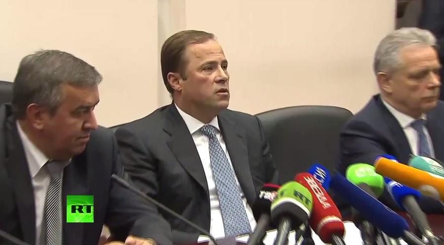 Глава Роскосмоса Игорь Комаров назвал причины аварии ракеты-носителя «Протон-М»