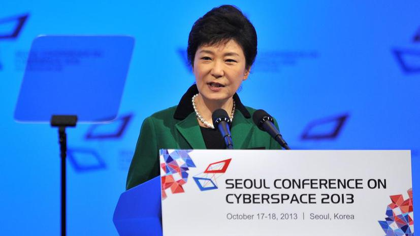 Южная Корея ждёт от США объяснений по поводу прослушки президента Пак Кын Хе