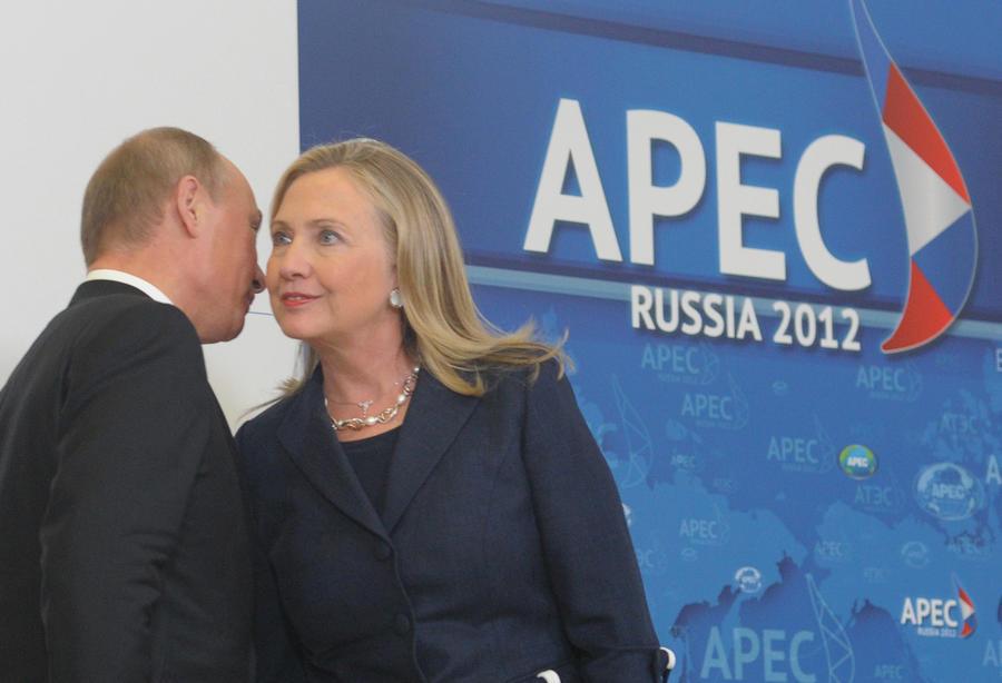 Forbes: Путин может решить исход президентской гонки в США
