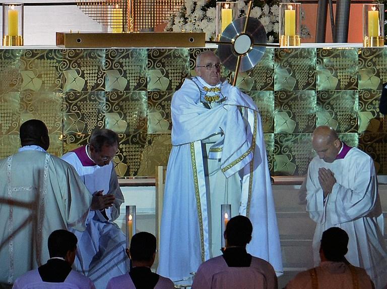 Папа Римский Франциск раскритиковал католические приходы Южной Америки