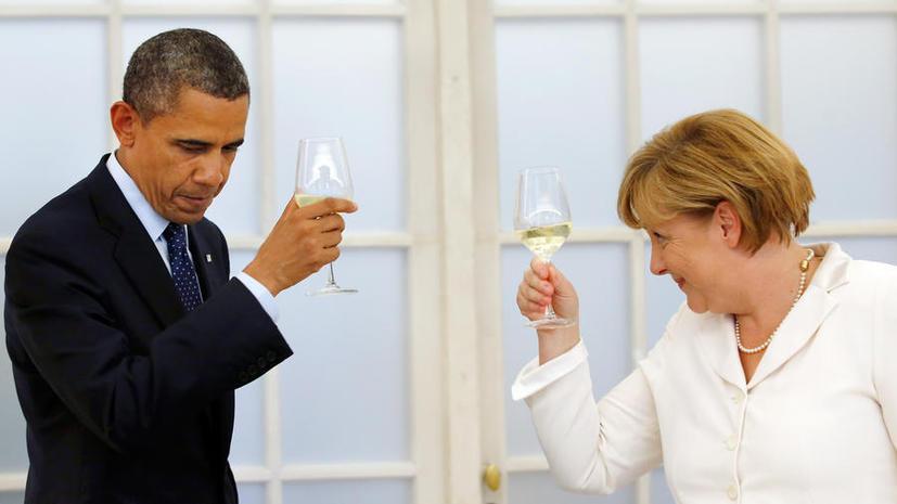 Спецслужбы США обсудят с немецкими коллегами вопросы шпионажа