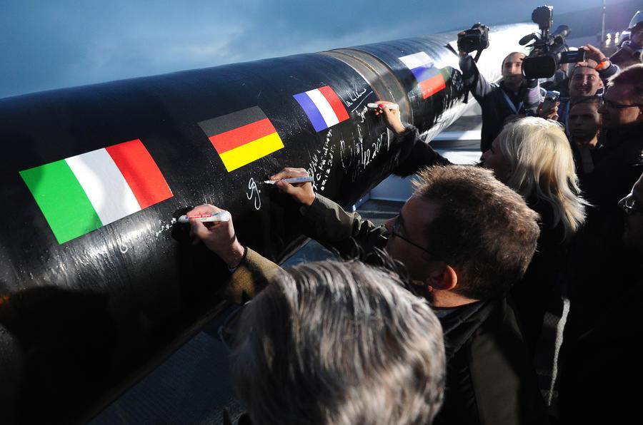 Вылетели в трубу: только Болгария могла заработать на «Южном потоке» 17 миллиардов евро