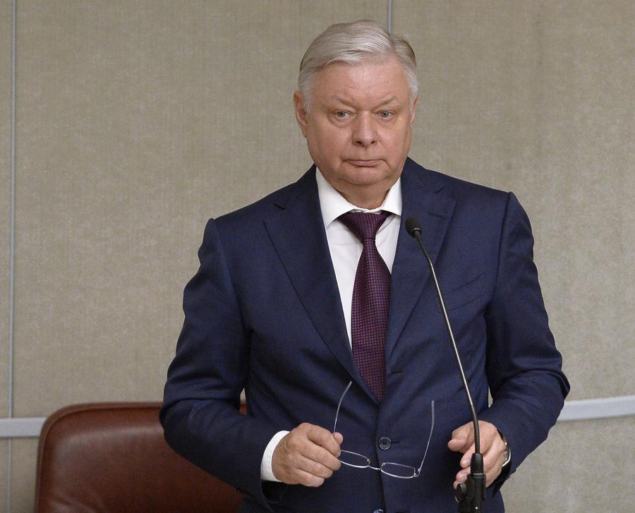 Константин Ромодановский: Количество украинцев, желающих находиться в России, увеличилось в пять раз