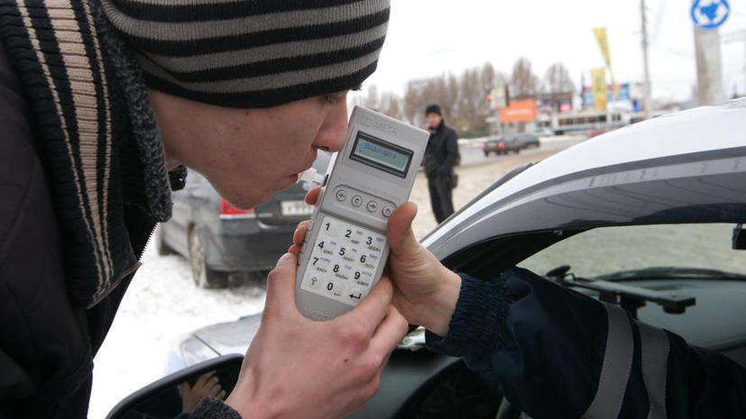 Минздрав намерен ужесточить проверку водителей на алкоголь и наркотики