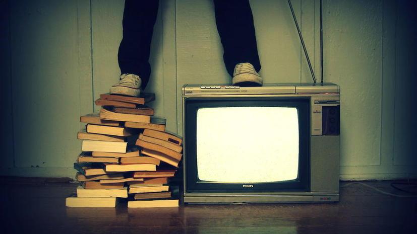 Старые телевизоры угрожают детям увечьями