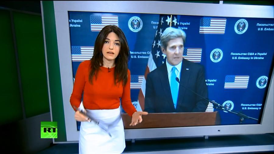СМИ: телеканал RT - защитная реакция России на пропаганду Запада