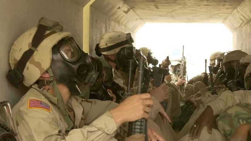 СМИ: Запад помогал Саддаму Хусейну производить химическое оружие