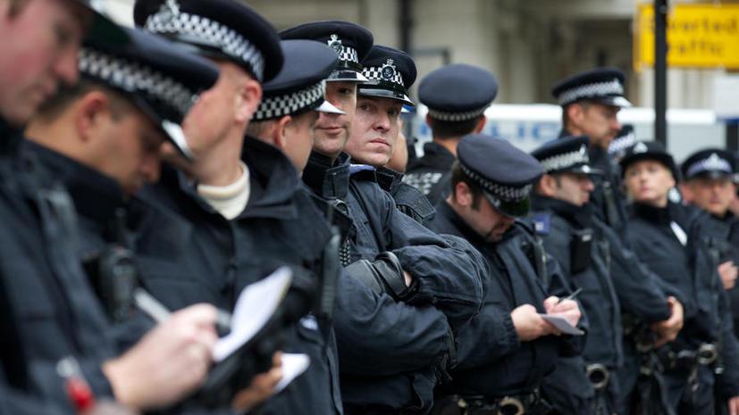 Лондонская полиция защитит женщин от сексуальных домогательств