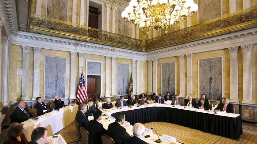 СМИ: В США заморозили активы трёх российских банков на сумму $640 млн