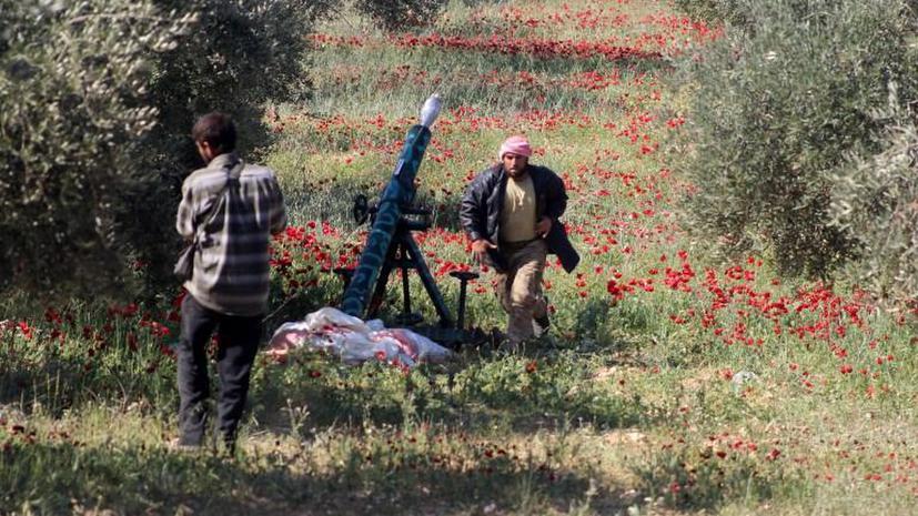 Сирийские боевики надеются победить Асада американским оружием, которое уже начали получать