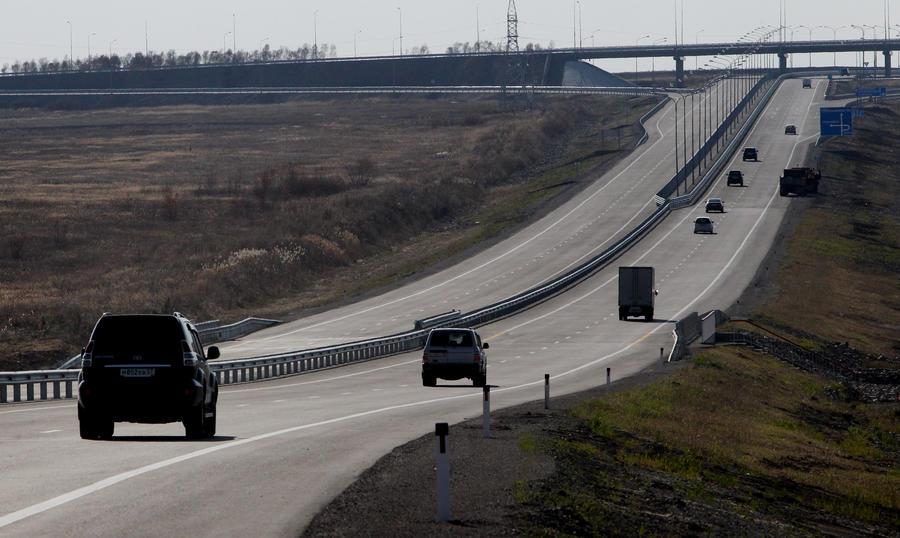 Росавтодор предлагает менять скоростной режим на трассах в зависимости от погоды