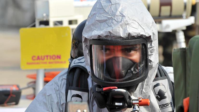 Жители Техаса жалуются на проблемы с дыханием