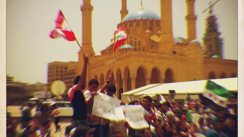 В Ливане произошли столкновения между сторонниками и противниками сирийских боевиков