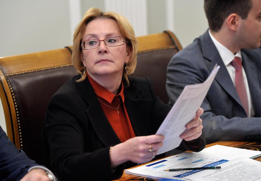 Министр здравоохранения настаивает на запрете рекламы лекарств