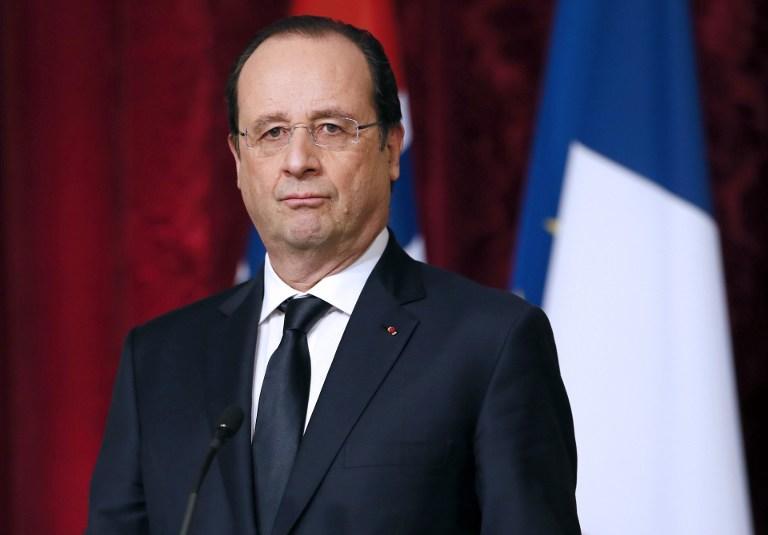 Рейтинг Франсуа Олланда достиг исторического минимума