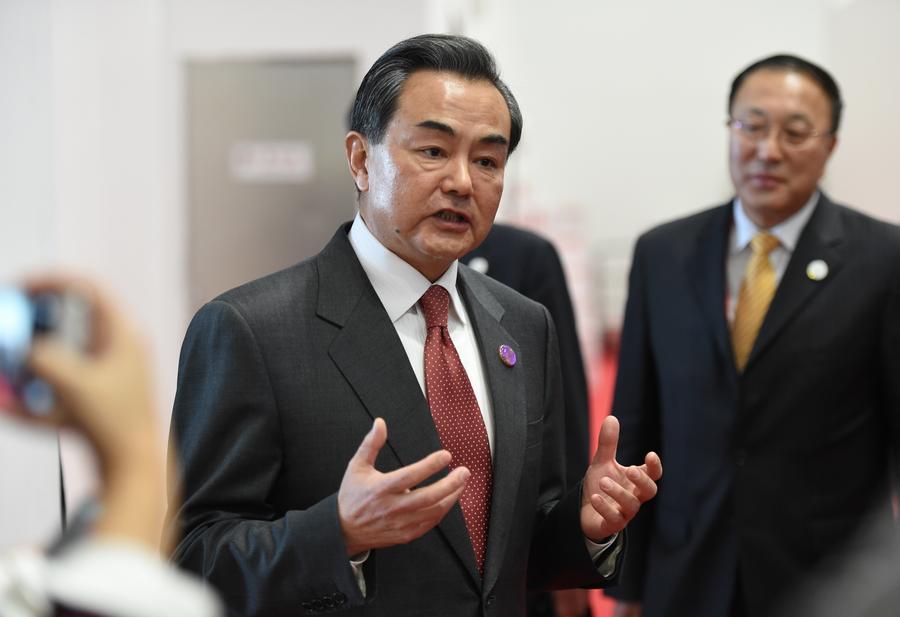 Глава МИД Китая: У России есть всё для преодоления сложившейся ситуации в экономике