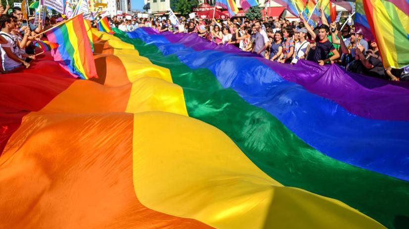 Правозащитник об отмене украинского гей-парада: Киев провалил тест на свободу собраний