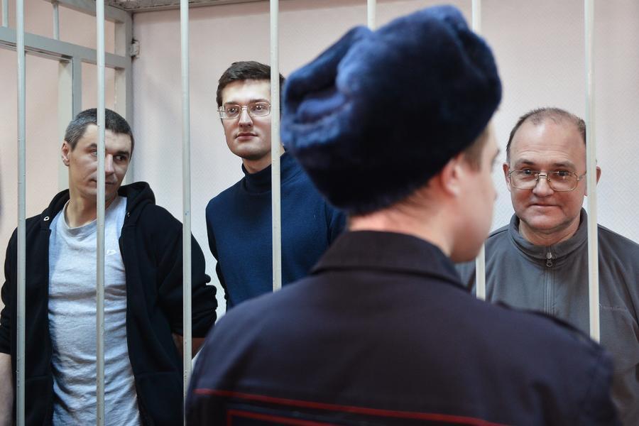 Фигуранты «Болотного дела» приговорены к срокам от условного до четырёх лет