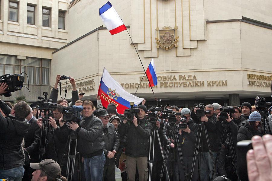 Власти Крыма: Сообщения о задержании украинских журналистов — провокации