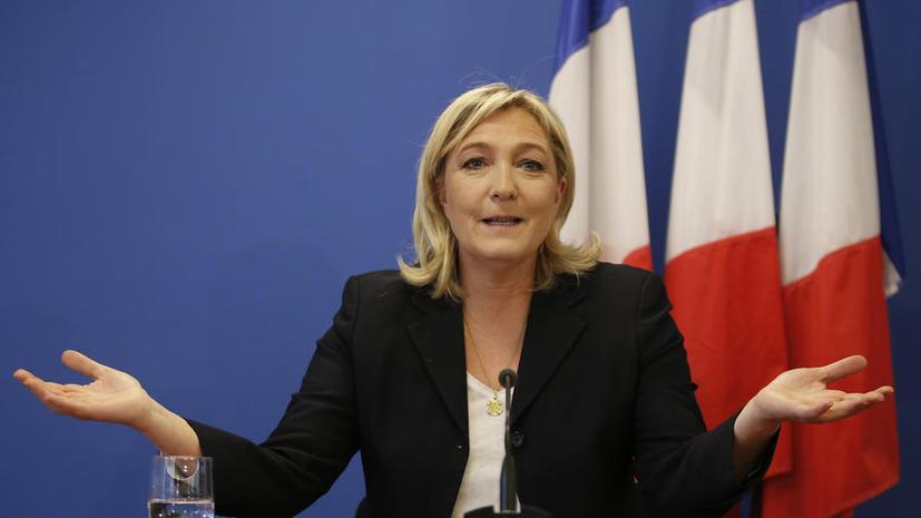 Марин Ле Пен: ЕС испытывает экономические трудности из-за постыдных санкций против России