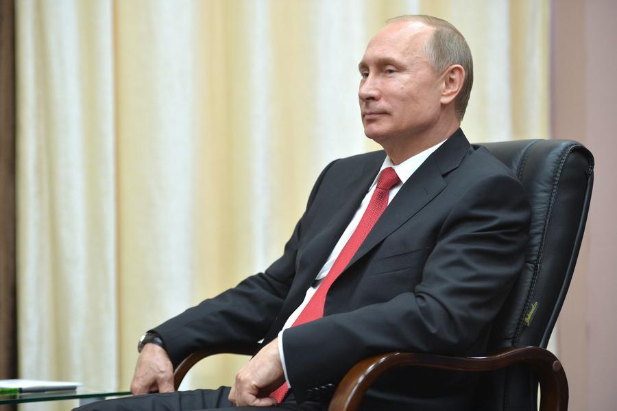 Французские СМИ: Ни одна серьёзная политическая проблема не обходится без участия Владимира Путина