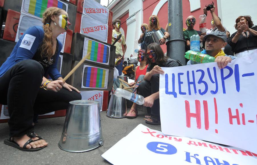 Депутат Европарламента: Отключение на Украине российских телеканалов - акт политической цензуры