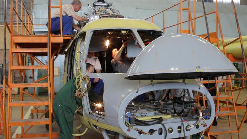 Россия разработает скоростной вертолёт к 2019 году